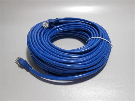 Zeuskomp Kabel Lan 10 Meter jual kabel lan 20m cat5e 20meter utp cable 20 m network 20 meter javindo computer