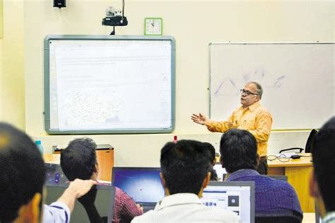 Internship For Mba Students In Kolkata by India S Tech Workers Students Are Betting On Data For A
