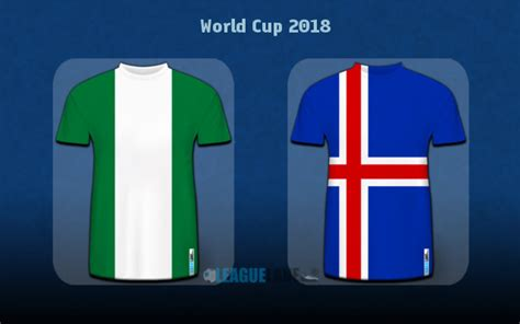 nigeria vs iceland prediction