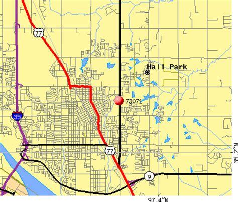 zip code map norman ok 73071 zip code norman oklahoma profile homes