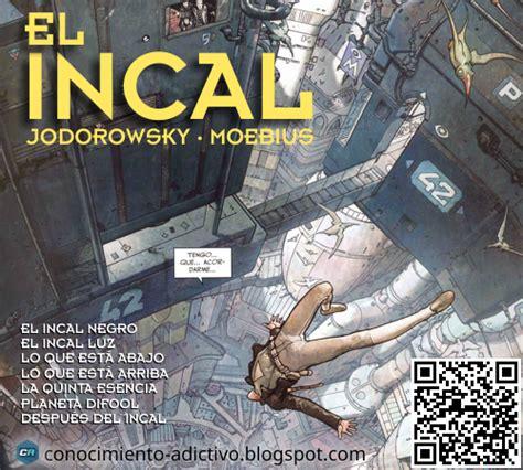 despus del incal 8484312941 el incal jodorowsky moebius comic ciencia ficci 243 n pdf serie completa 6 tomos despu 233 s