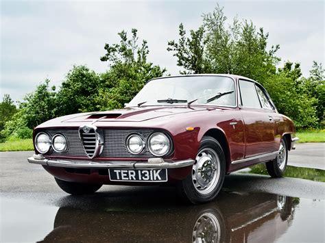 Alfa Romeo 2600 Sprint by Alfa Romeo 2600 Sprint Uk Spec 106 1962 66