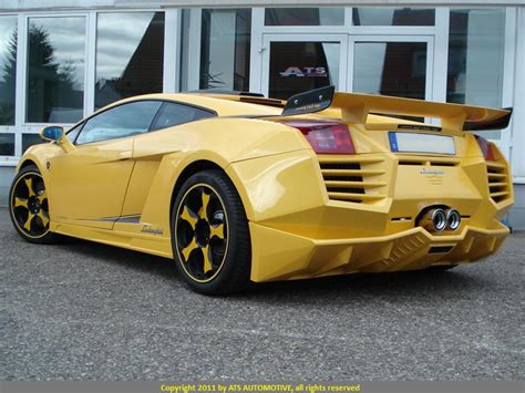 lamborghini ricer ats lamborghini gallardo kit on ebay car tuning
