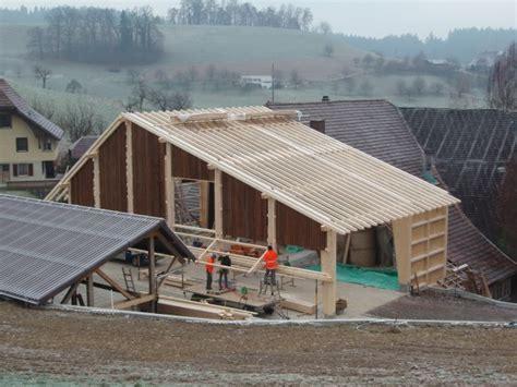 scheune konstruktion holzbau sumiswald holzbau affoltern holzbau langenthal