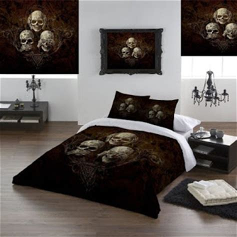 Skull Themed Bedroom by Bedroom Decor Ideas And Designs
