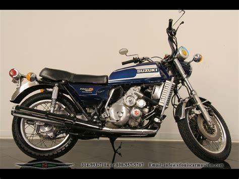 Used Suzuki Sport Bikes For Sale 1975 Suzuki Re 5 Rotary For Sale Classic Sport Bikes For