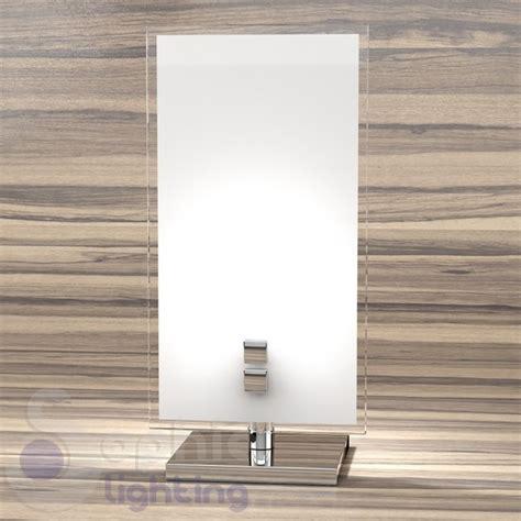 abat jour comodino abat jour lumetto comodino design moderno cromato vetro