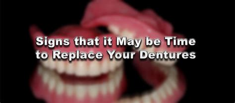 Signs It May Be Time To Buy A New Vehicle by Signs That It May Be Time To Replace Your Dentures New