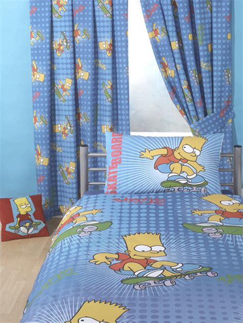 simpsons curtains the simpsons curtains and blinds