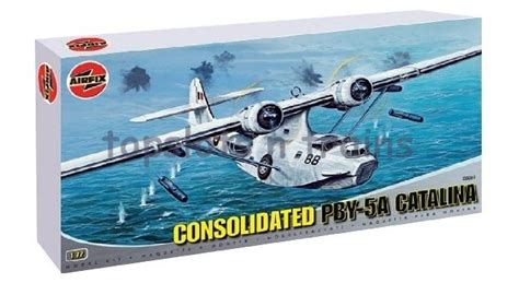 flying boat kit consolidated pby 5a catalina airfix a05007 1 72 kit at