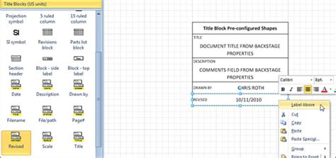 microsoft visio 2010 organizing and annotating diagrams