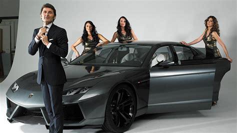 Meet Lamborghini's big boss   Top Gear