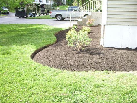 Landscape Edging Using Wood Coolest Landscape Edging Bender Board Popular Landscaping