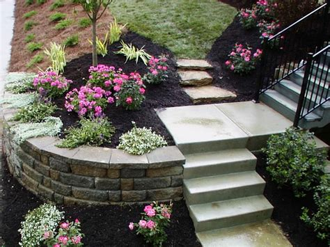 Landscape Wonderful Rock Landscaping Ideas Front Yard Decorative Landscaping