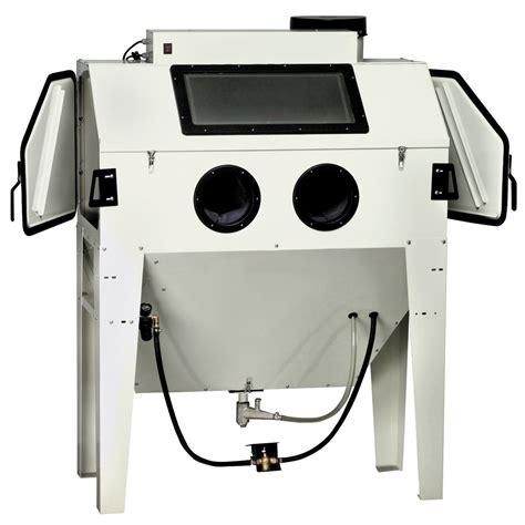 Sandblast Cabinet Parts by Industrial Blast Cabinet