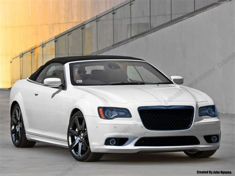 Chrysler 300 Convertible by 2015 Chrysler 300 Coupe Convertible Concept Conceptual