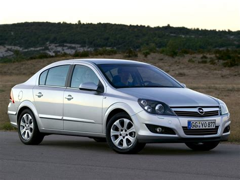opel sedan the opel astra h family sedan prices and equipment