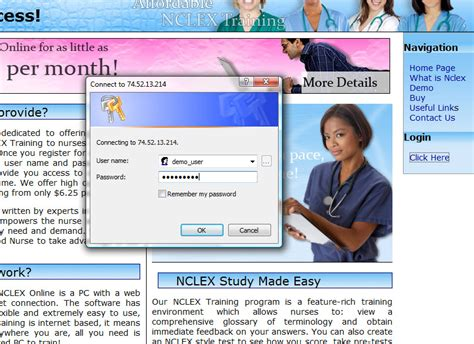online tutorial for nclex examinations nclex screenshots and movies provided by www nclex