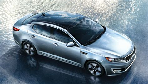 2012 Kia Optima Problems 2012 Kia Optima Hybrid Overview Cargurus