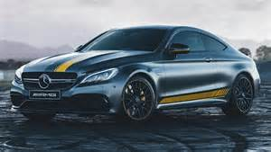 Mercedes C63 Amg Sedan Mercedes C Class C63 S Coupe Edition 1 2016 Review