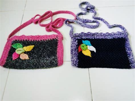 Tas Handmade Kokeshi Series Murah Dan Berkualitas jual tas rajut murah dan berkualitas 081314152326