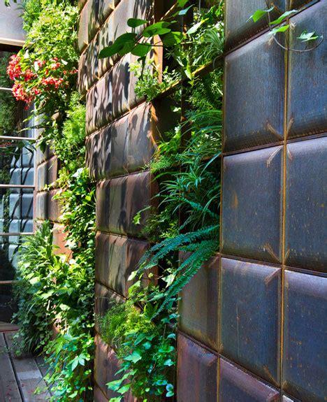 design vertical garden replay by vertical garden design and studio 10 dezeen