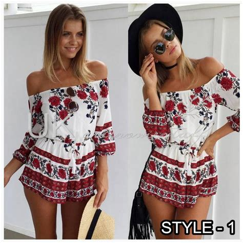 womens holidays uk womens holiday playsuit romper ladies jumpsuit summer