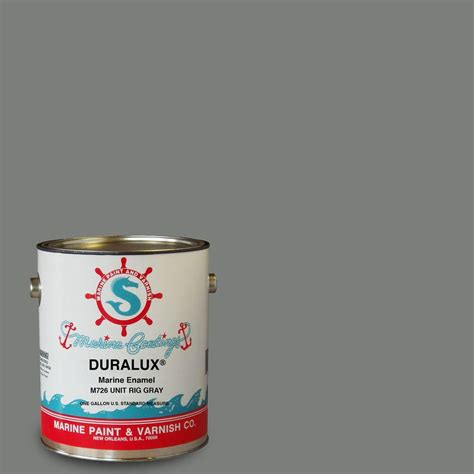 duralux aluminum boat paint gray duralux marine paint 1 gal unit rig gray marine enamel