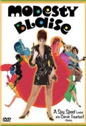 modesty blaise film quentin tarantino dvd savant review modesty blaise