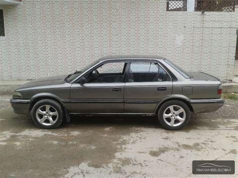1990 Toyota Corolla For Sale Used Toyota Corolla 1 6 Gli 1990 Car For Sale In