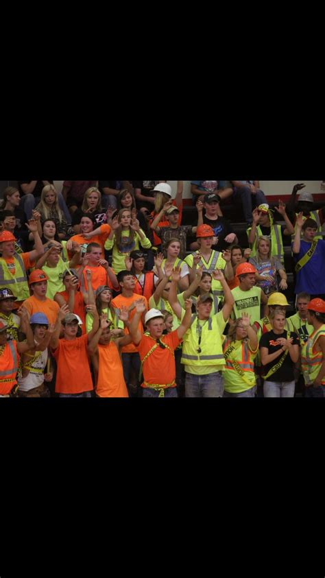 student section themes 137 best booster club images on pinterest