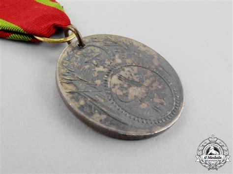 Ottoman Medals Turkey An Ottoman Empire Medal Of Iftihar Silver Grade Type I 1853