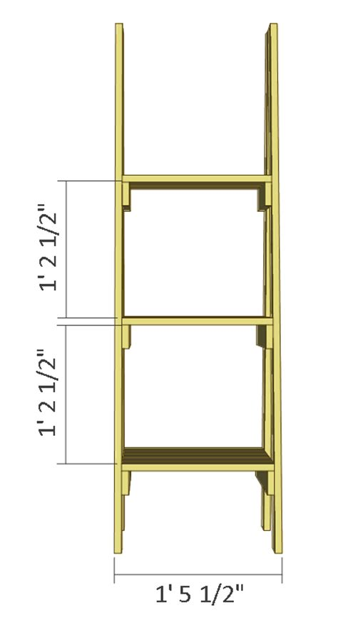diy plant stand plans construct