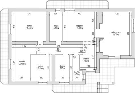 Progetto Casa 130 Mq by Progetto 130 Mq Architettura A Domicilio 174
