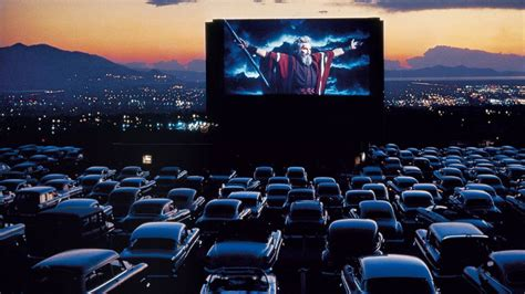 drive in cinema a tribute to the drive in movie theater tested