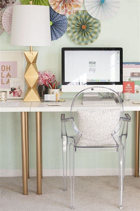 target desk hack awesome ikea desk hacks