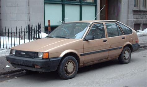 Toyota Corolla Rust My 6th Car Was A Mid 80 S Toyota Corolla Hatchback