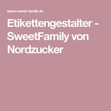 Etiketten Marmelade Nordzucker by Etikettengestalter Sweetfamily Von Nordzucker