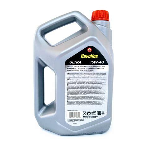 texaco havoline ultra  benzinli dizel sentetik