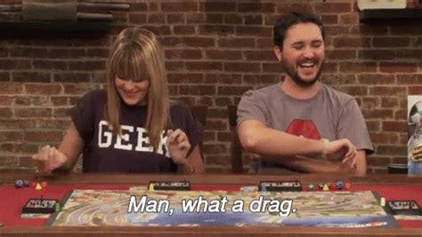 tabletop formula d hart makes yet another pun