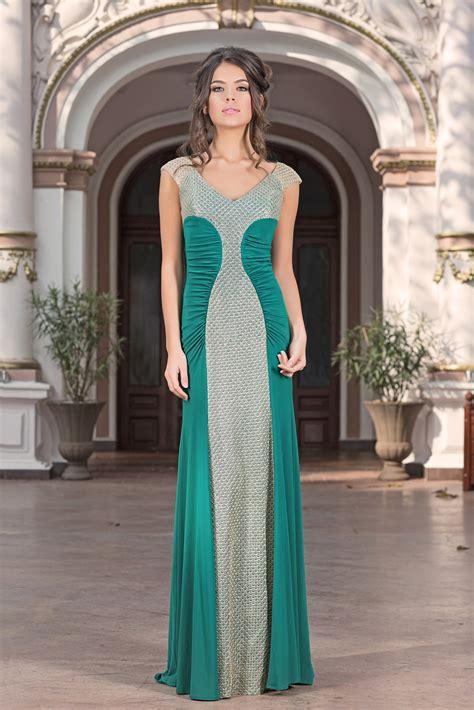 Dress Luxury Dress green evening dress adeona vero fashion shop