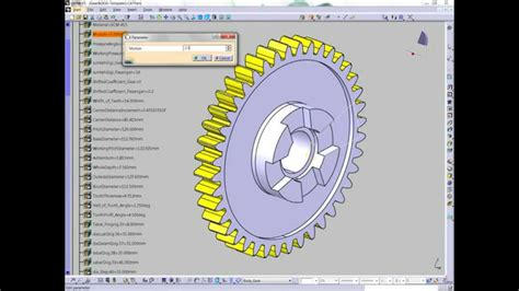 design engineer youtube design engineer 3d catia spur gear with dog clutch
