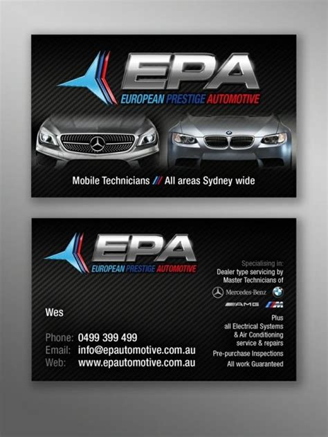 EP Automotive   Mercedes and BMW Mobile Mechanical