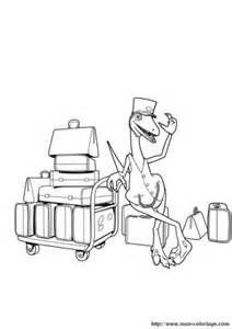 tren los alimentos colouring pages
