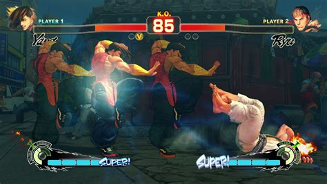 street fighter 4 arcade super street fighter iv arcade edition a review xbox