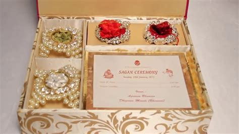 Best Wedding Card   Royal Luxury Wedding Card   Invitation