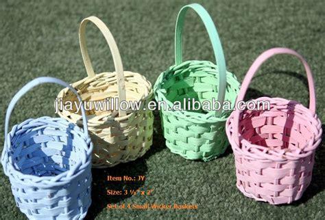 easter baskets cheap custom mini wicker baskets wholesale easter baskets buy