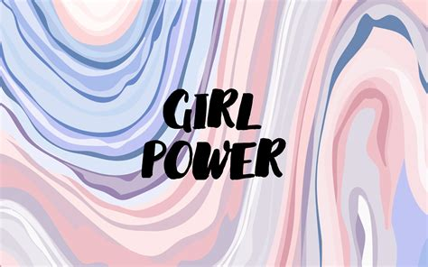 wallpaper laptop girl mantra monday girl power a sunshine mission