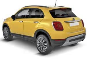 Fiat 500 Lx Listino Fiat 500x Prezzo Scheda Tecnica Consumi Foto