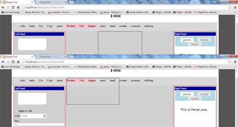 javascript canvas layout javascript canvas position getting move after adding to